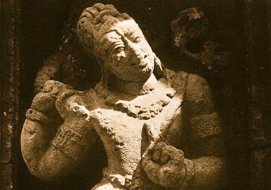 Bhairava Dancing Rudra