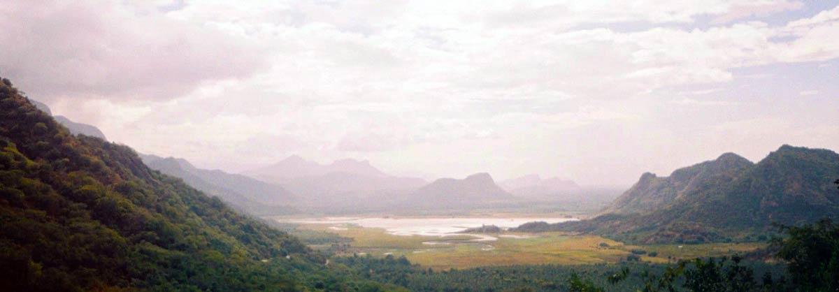 Kodaikanal near Palani<