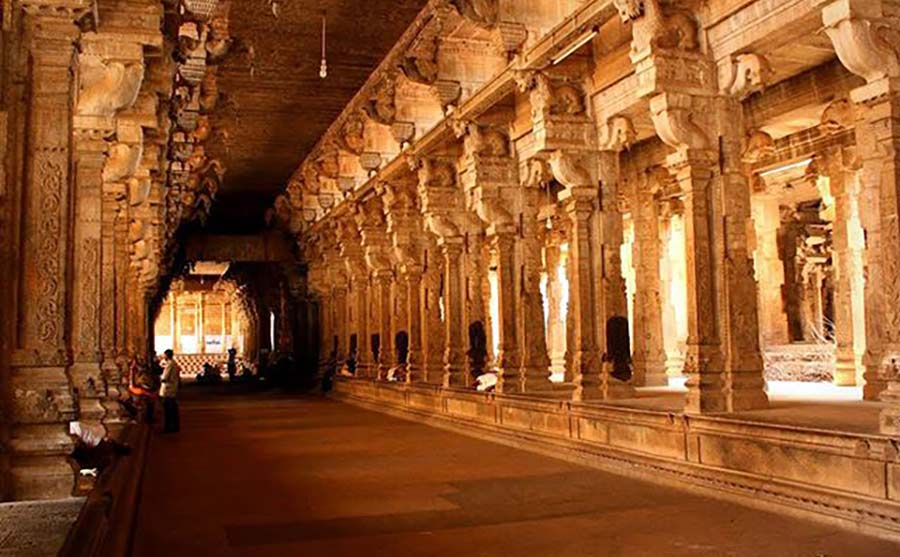 Thiruvanaikal