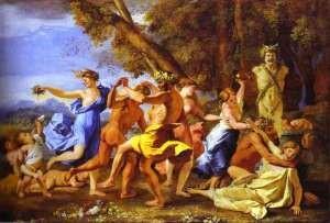 Dionysian Revelry