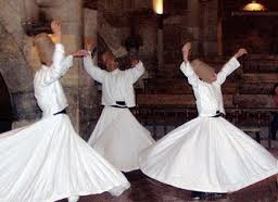 Sufi Dervish Whirling