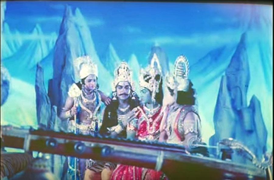 Parvati Saves World Film