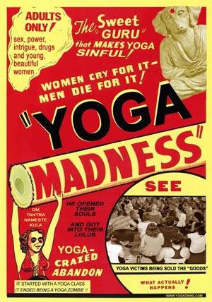 Yoga Madness