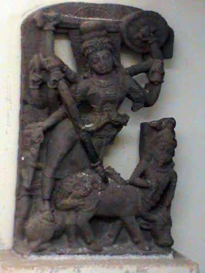 Sculpture of Devi, Shripur, Chhattisgarh
