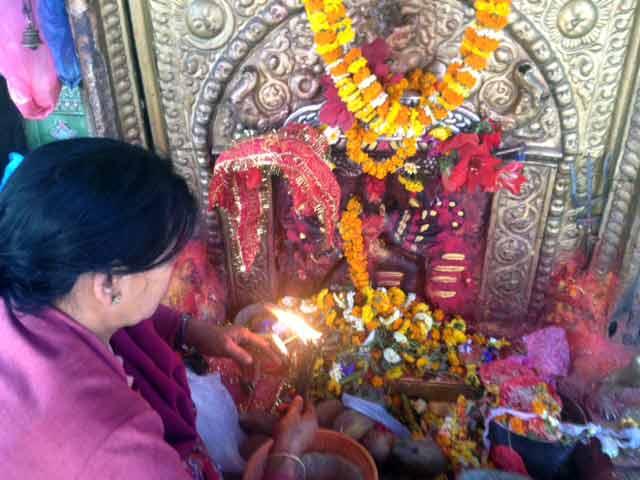 Shobbhagawati Temple.