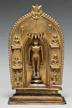 Jina Suparshvanatha