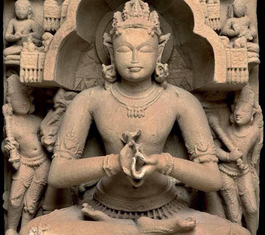 Bodhisatva Manjushri