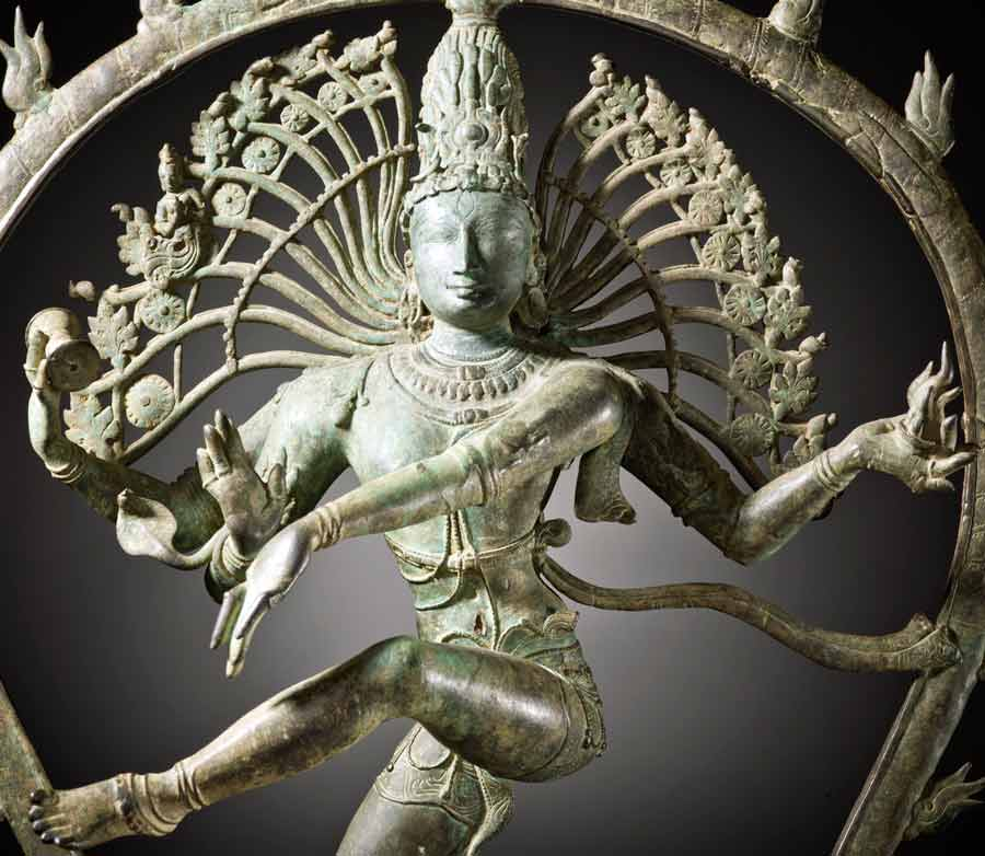 Shiva as the Lord of Dance, LACMA