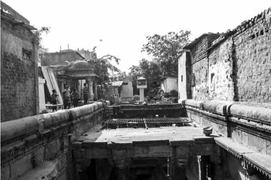 Ashapura maata ni Vaav, Bapunagar