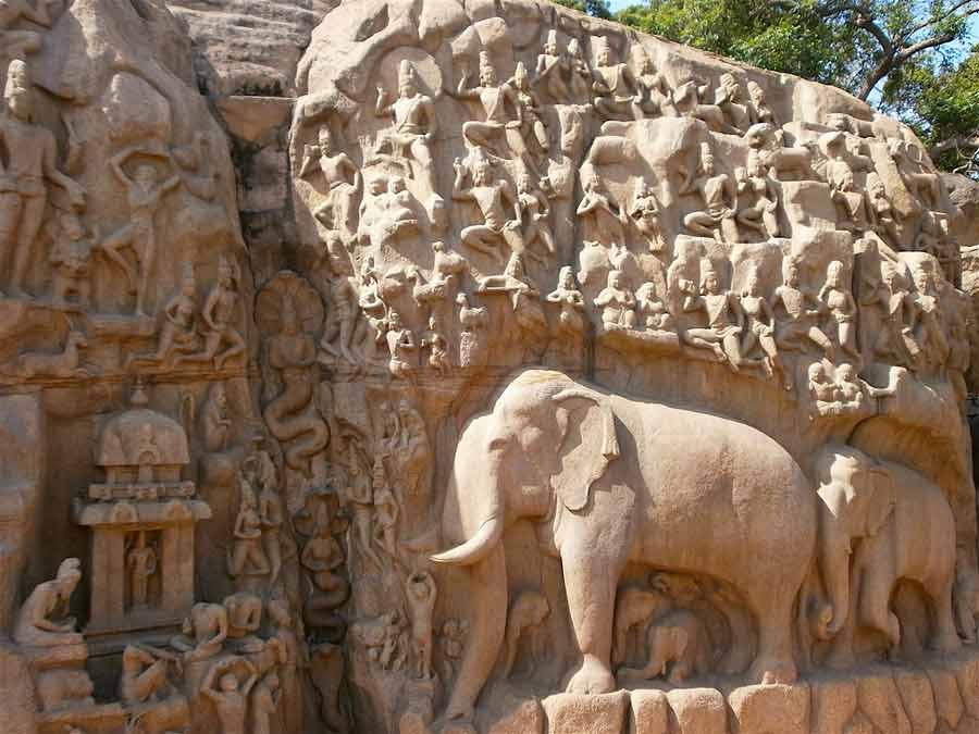 Mahabalipuram Arjuna