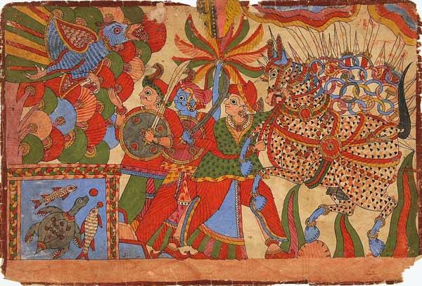 shyamakarna ashvamedha