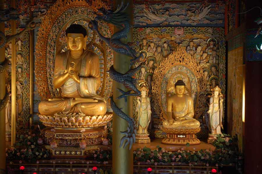 jeju buddha
