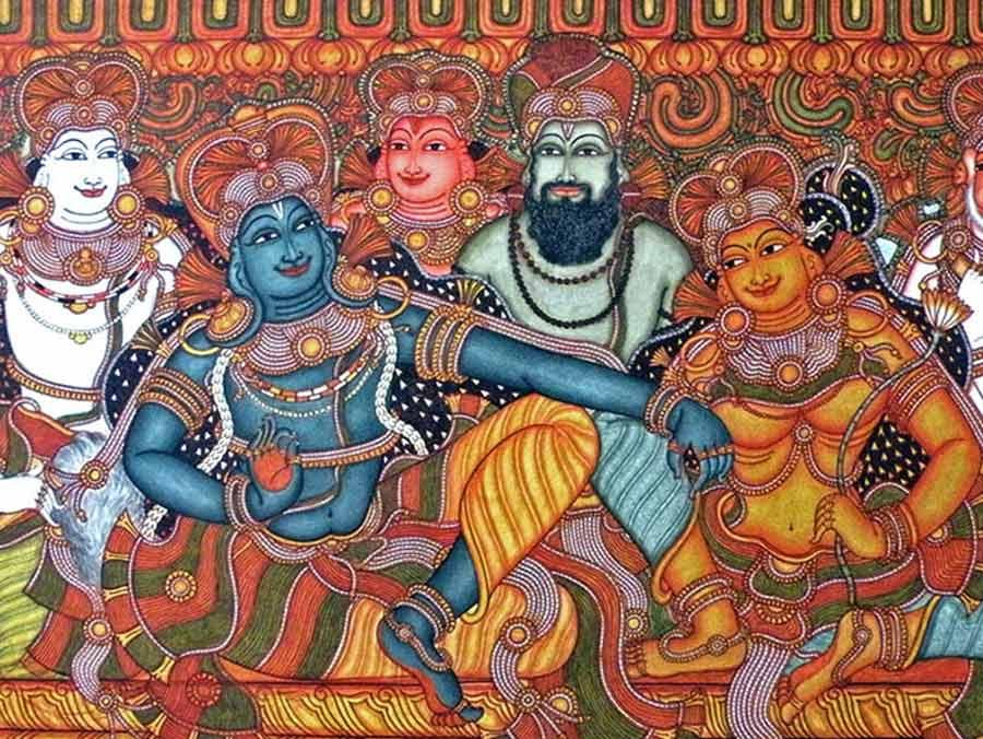 Kerala Mural