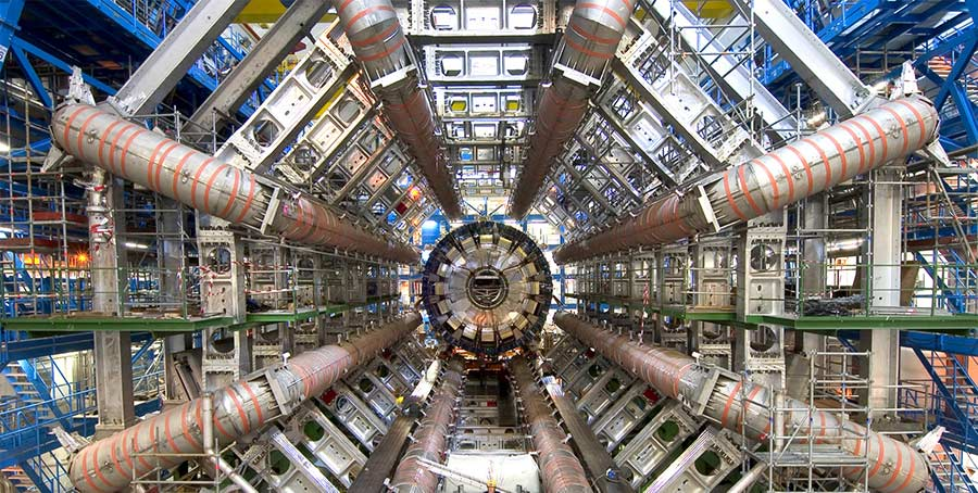 >Large Haydron Collider at CERN