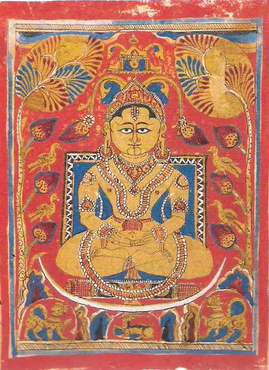 Mahavira's Nirvana