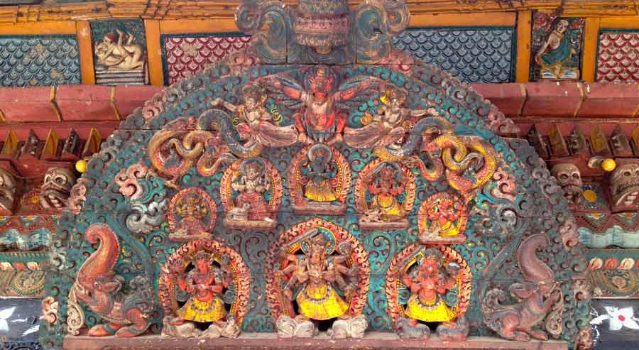 Indrayani Matrika Temple
