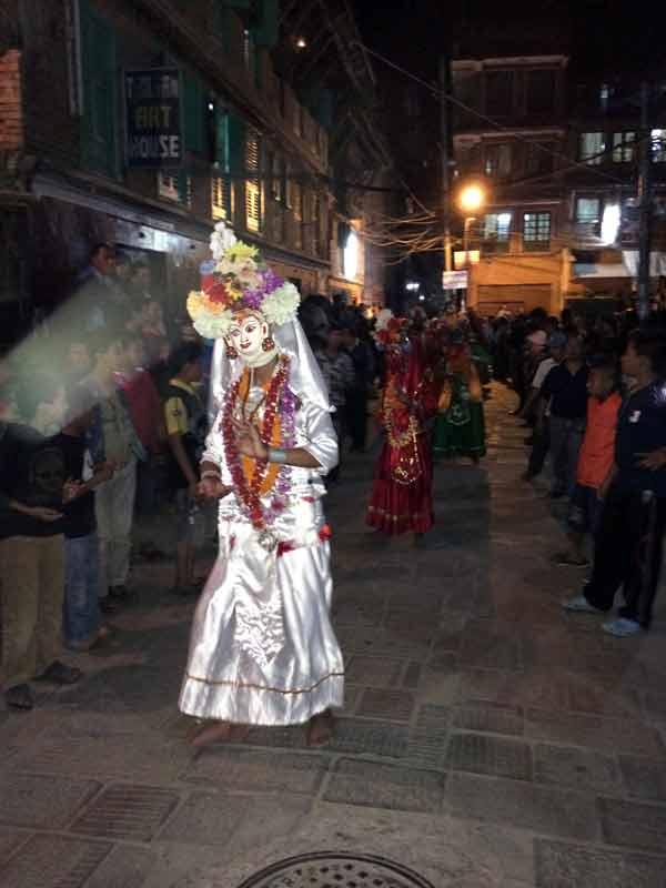 Matrika procession