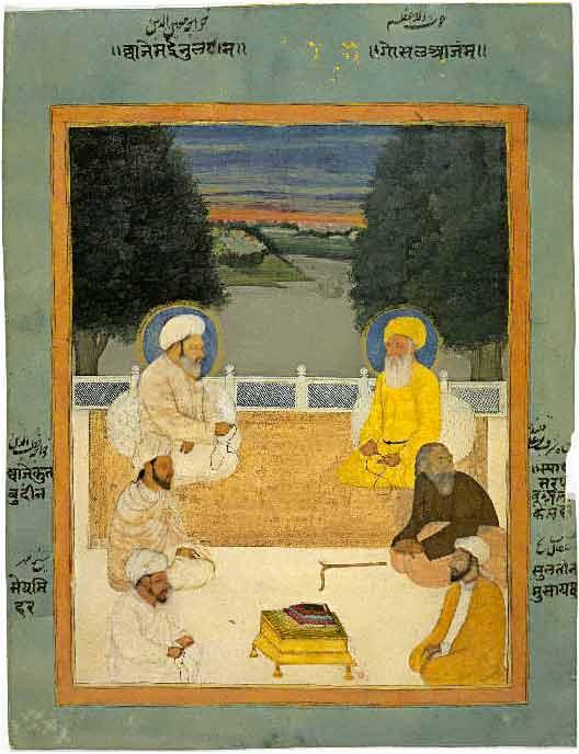 six sufi masters