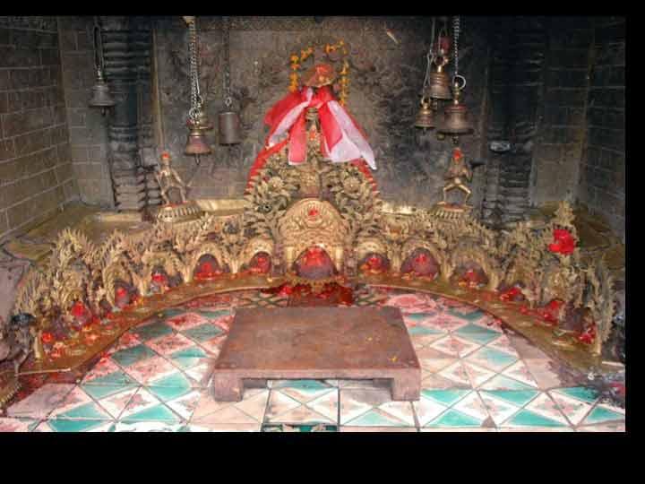 ugrachandi temple