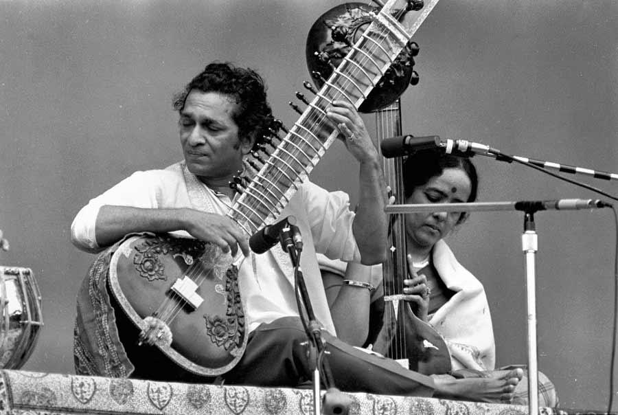 Ravi Shankar Monterey Pop Festival 1967