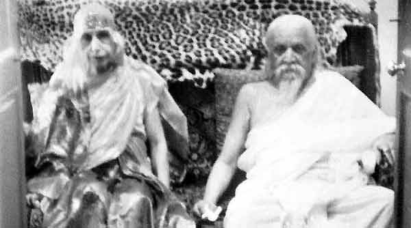 Sri Aurobindo and Mother