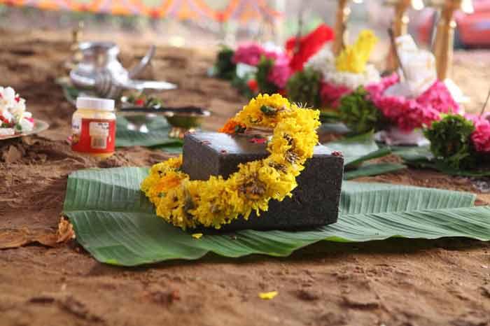 Bhoomi pooja