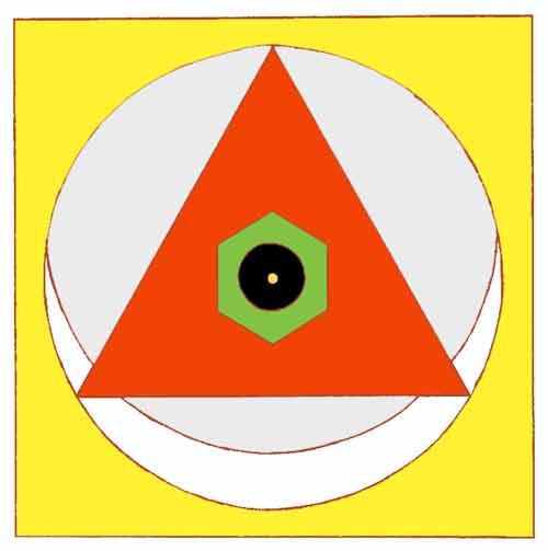 Five Elements Yantra