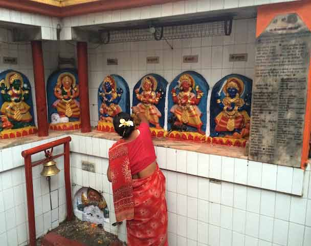 Worshipping Matrikas @Laura Amazzone