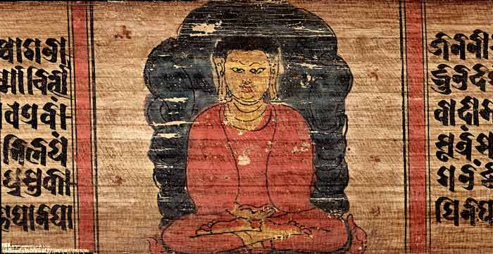 Buddha in Dhyana Wellcome Collection