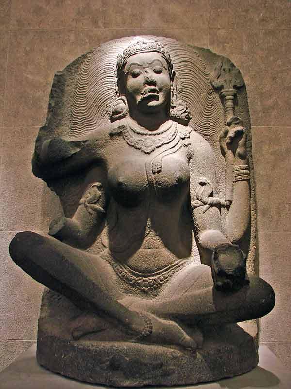 Matrika, India, Museum Guimet