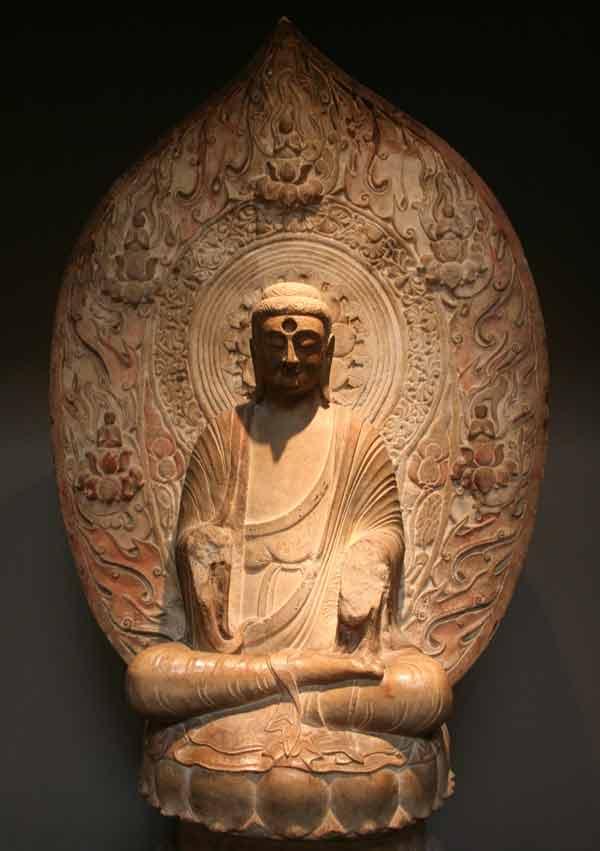 Buddha, Cernuschi Museum