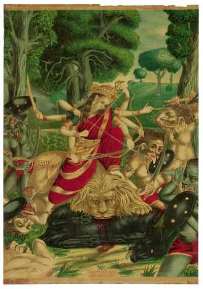 Astabhuja Devi