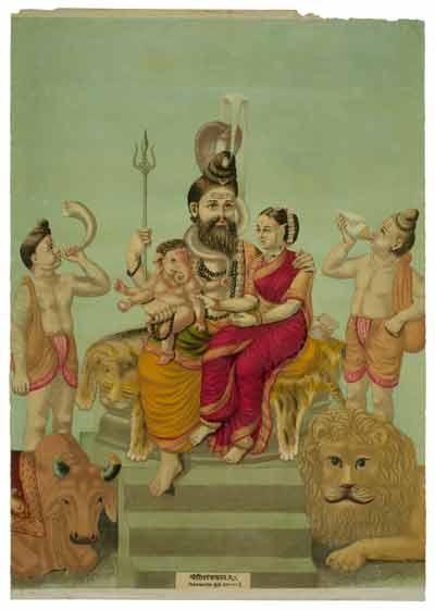 Shri Shiva Panchayatana