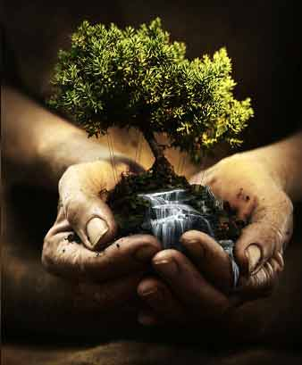 Save the planet Earth'