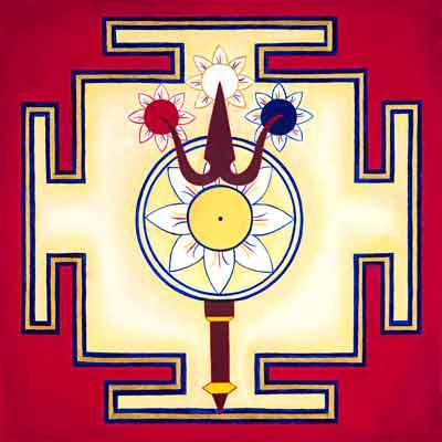 Para Devi Trika Mandala