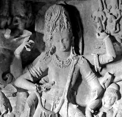 Shiva Ellora Caves