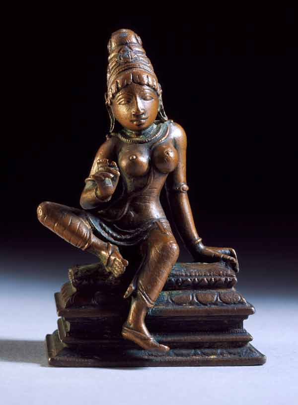 The Hindu Goddess Parvati @LACMA