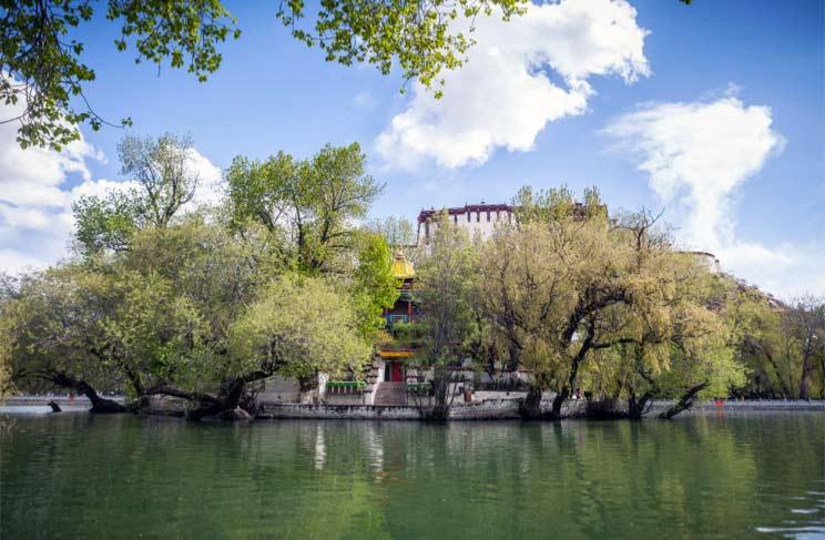 The Lukhang Temple